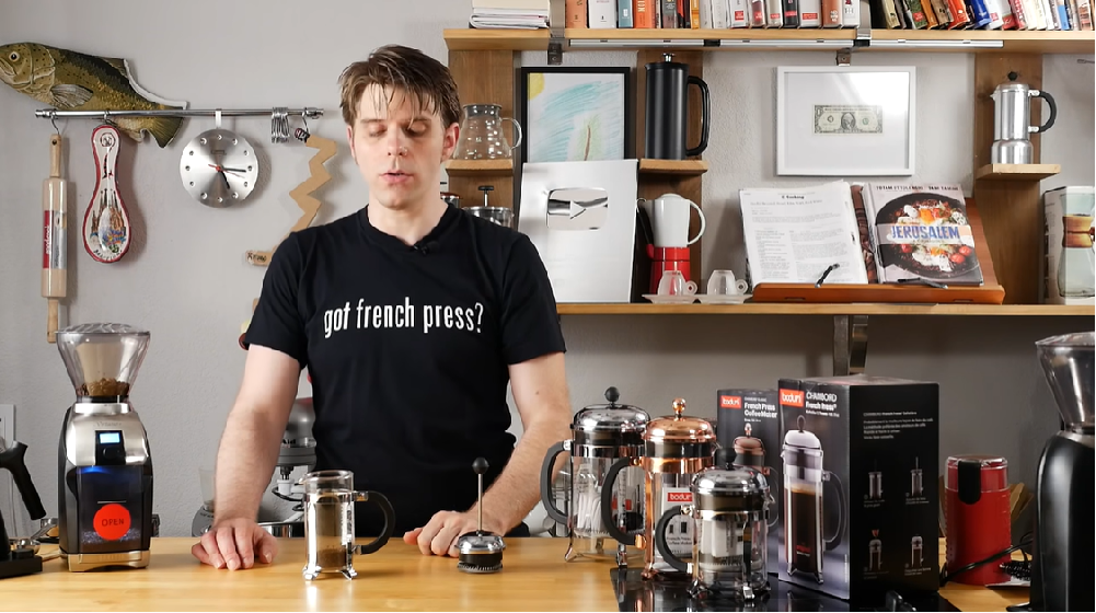 How To Buy The Coffee Grinder For French Press?