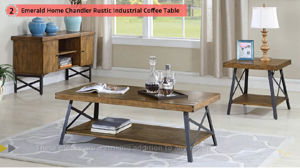 The Best Coffee Tables for Every Budget
